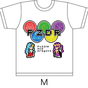 パズドラTシャツ(ヨミ・アマテラス)