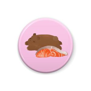 添い寝クマ