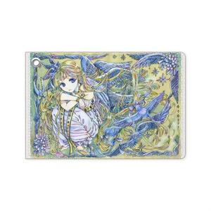 【NEW】青い鳥パスケース