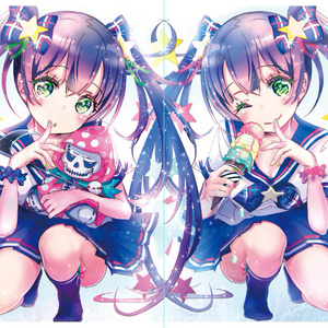 【C90】夏コミ既刊『Dreamy★Girls VOL.3』