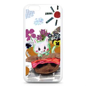 iPhone6ケース 「猫と帽子」 by なおちる