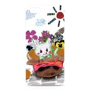 iPhone5ケース 「猫と帽子」 by なおちる