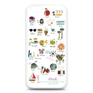 iPhone6ケース 「AtoZ」 by なおちる