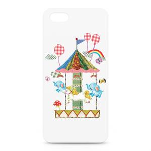 iPhone5ケース 「夢のメリーゴーランド」 by なおちる