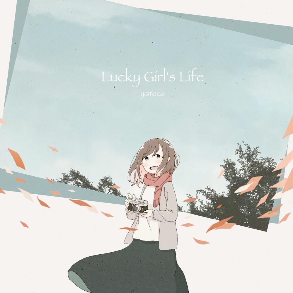 """1st Full Album """"Lucky Girl`s Life"""""""