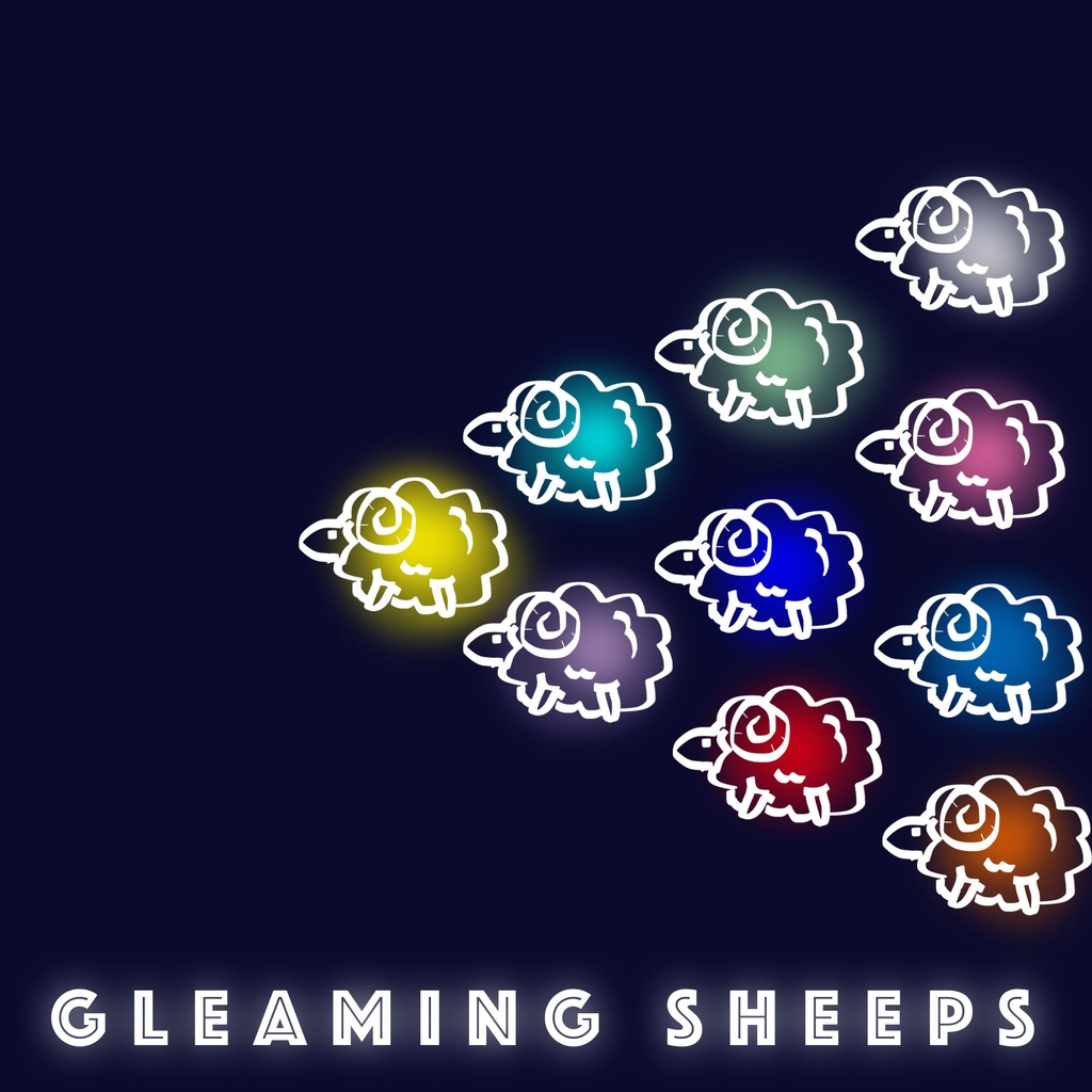 GLEAMING SHEEPS