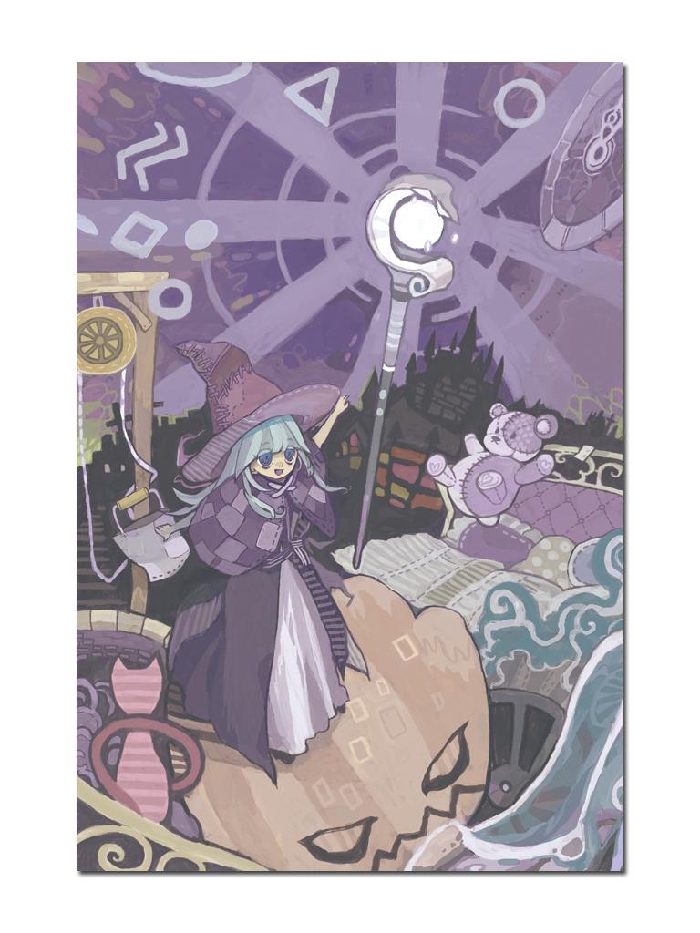 ポストカード【魔術師】