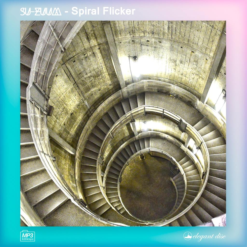 su-zuum - Spiral Flicker