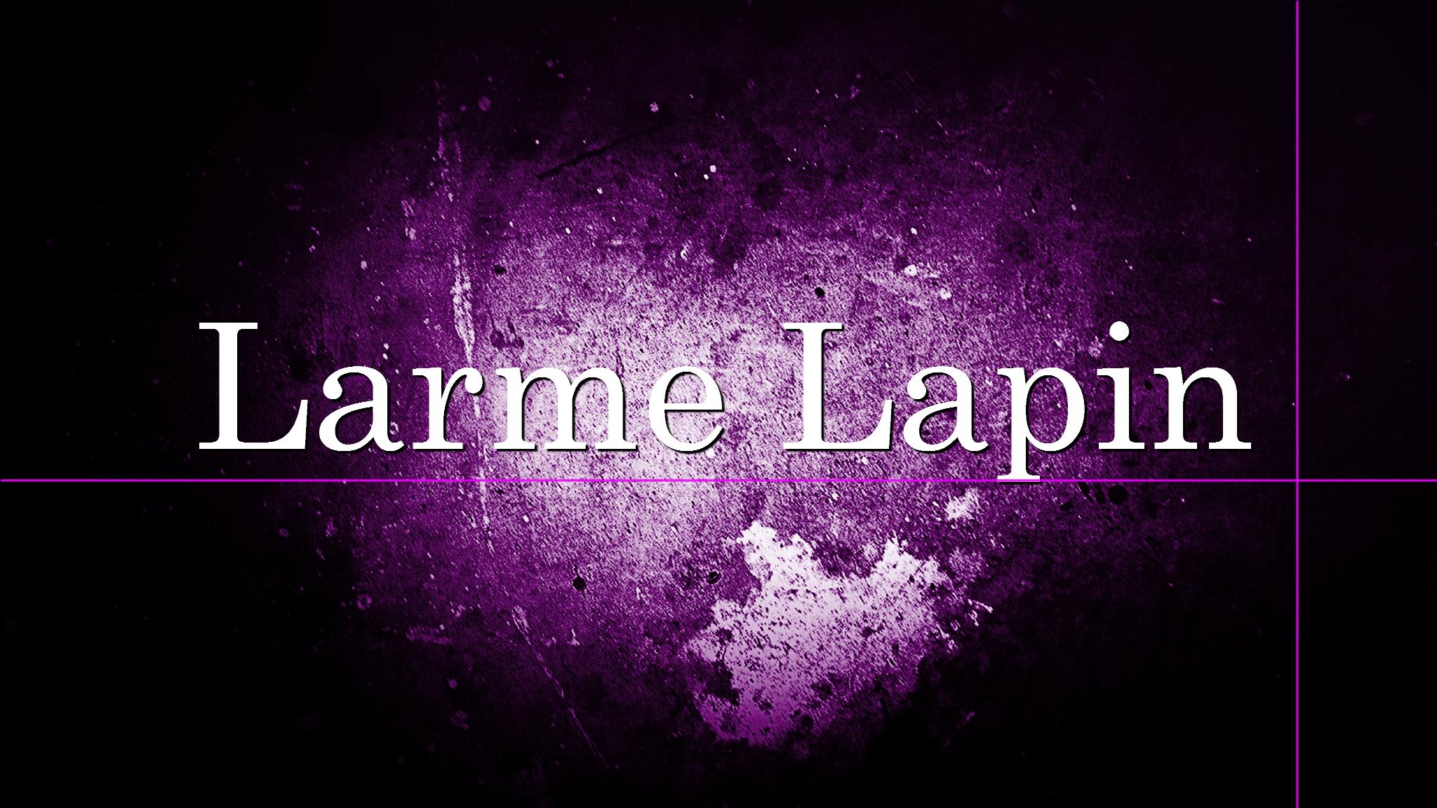 larme lapin(ラルムラパン)