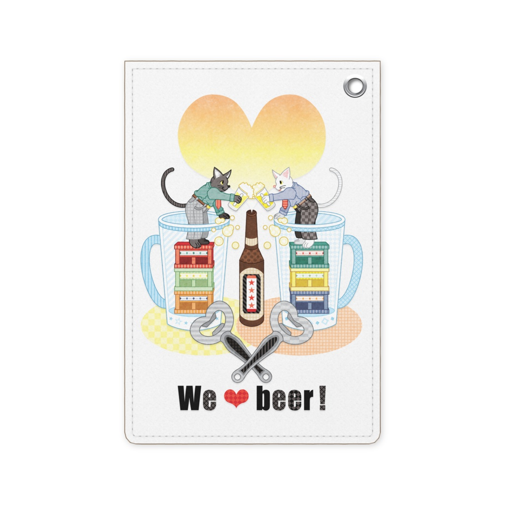 We love beer!