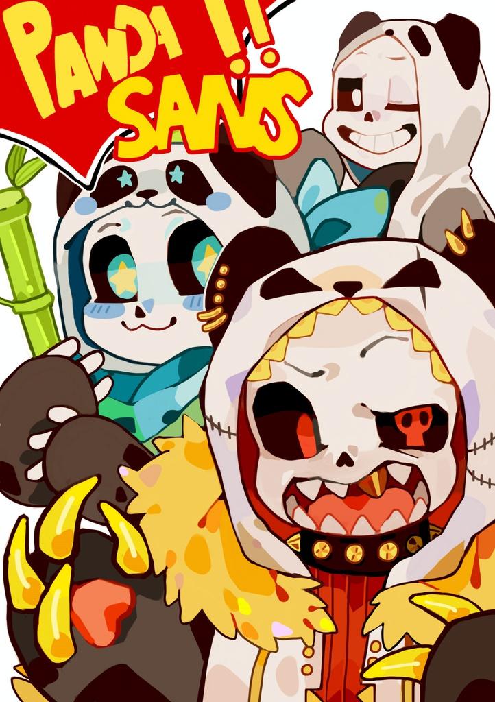 Undertale-PandaSans