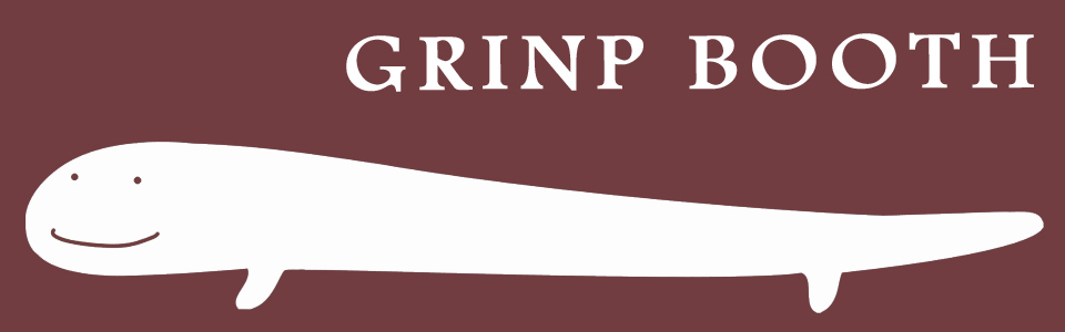 GRINP BOOTH